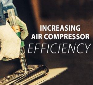 Increasing Air Compressor Efficiency in Grand Rapids, Detroit, Lansing